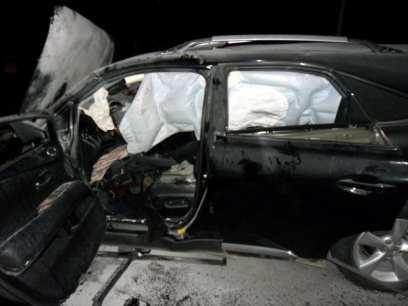 Ещё одна жуткая авария в Алтайском крае, двое человек погибли на месте