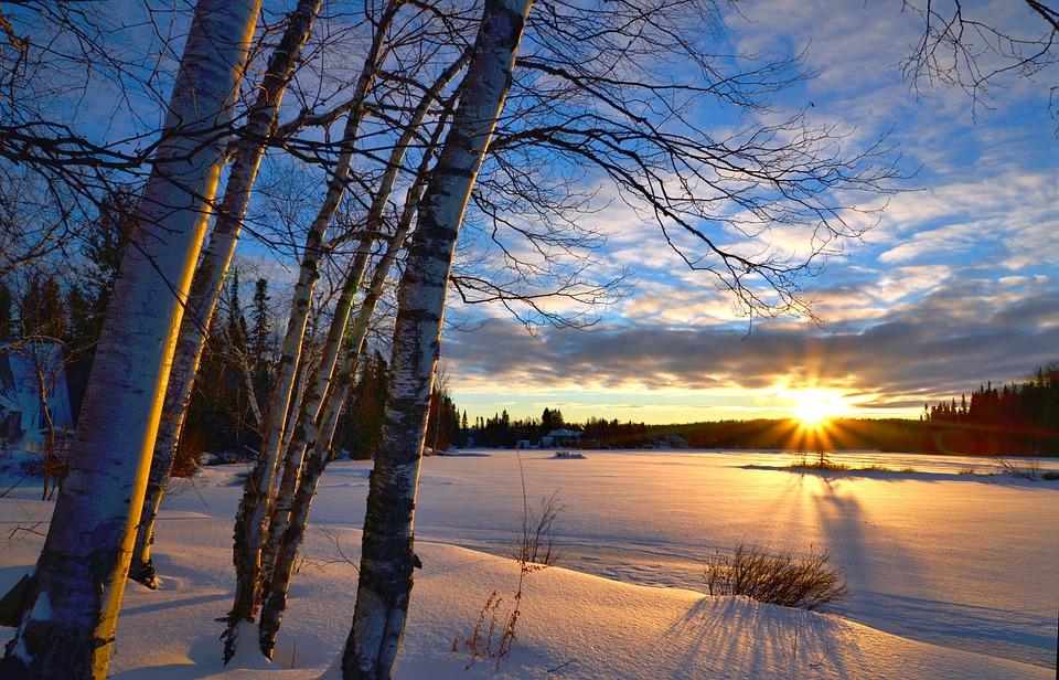 В Улан-Удэ до 12 градусов мороза